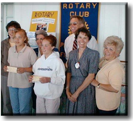 Rotary essay contest winners