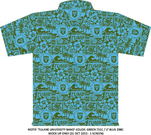 Hawaiian Shirt Pattern Designer Kamos T Shirt